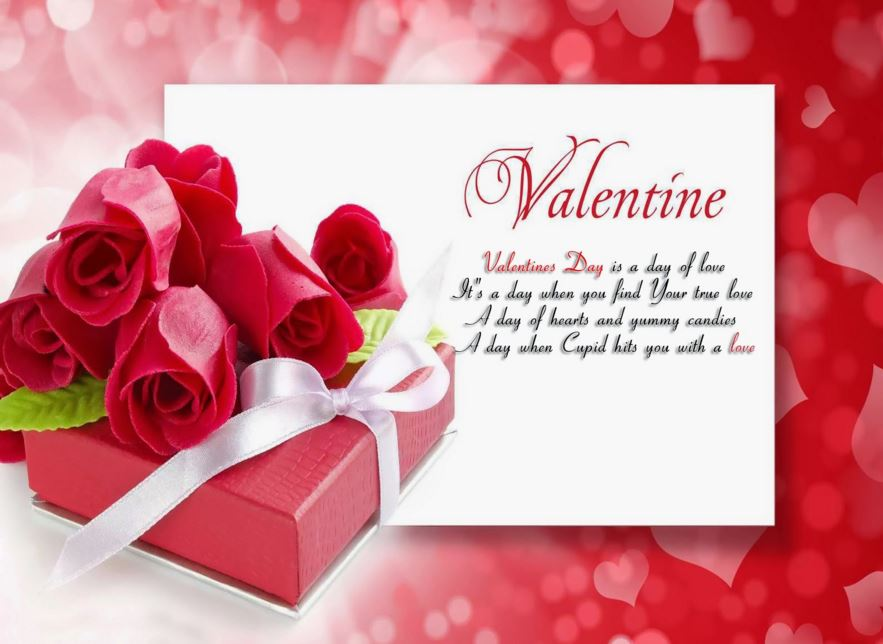 Amazing Happy Valentines Day Poems For Her