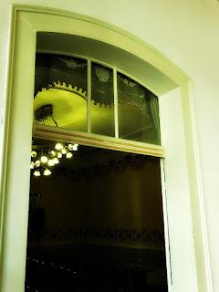 Entrada do Salão José Lewgoy, Solar dos Câmara