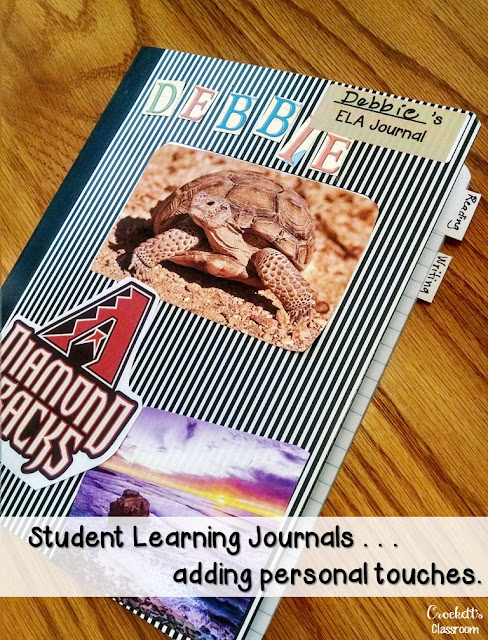 Student Learning Journals . . . How do you get started?  Find out how to choose the right type of journal and how to get them ready for students.