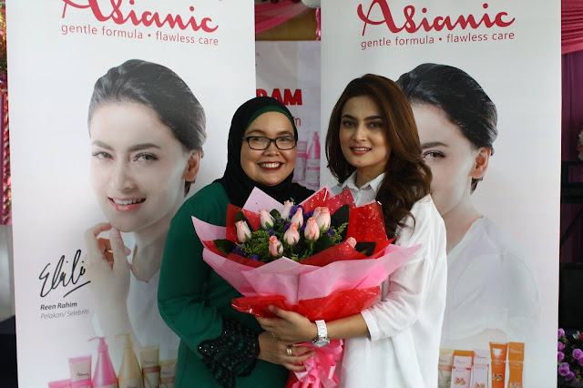 Asianic CSR program bersama Reen Rahim