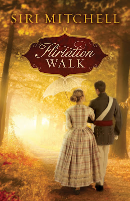 https://www.amazon.com/Flirtation-Walk-Siri-Mitchell/dp/0764210386/