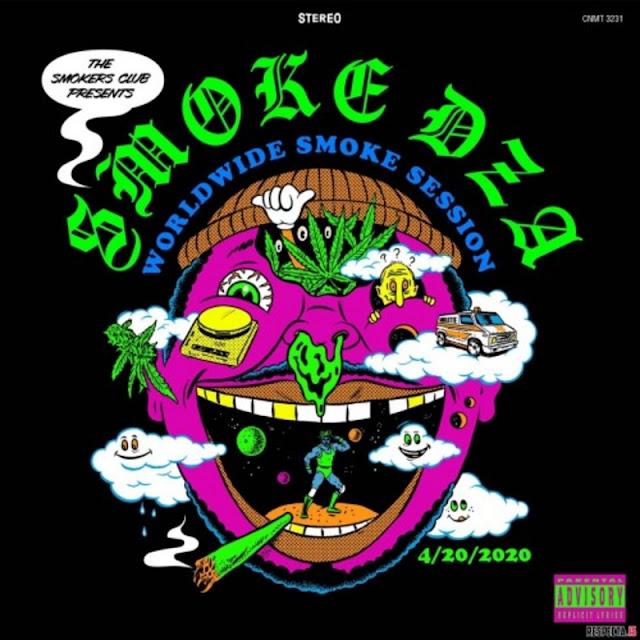 Smoke Dza- Worldwide Smoke Session (Audio)