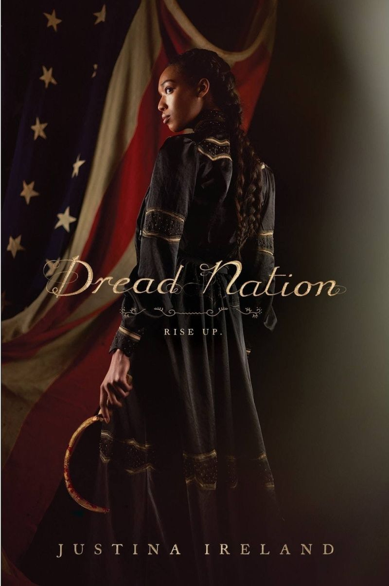 25 Books to Read - Summer 2018 - Dread Nation by Justina Ireland
