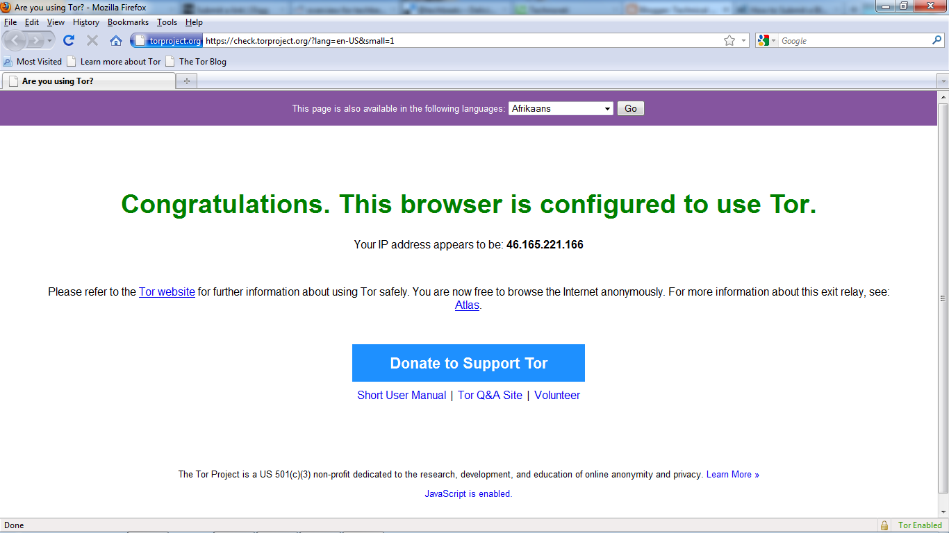 How to Hide Ip address with Tor Browser - Technical Beats