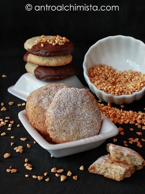 Biscotti alla Nocciola
