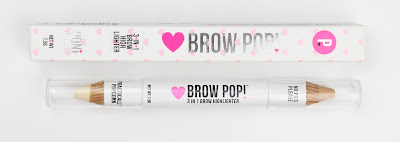 PONi Brow Pop! 3 in 1 Brow Highlighter review