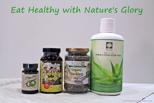 Healthy Cleansing with Nature's Glory