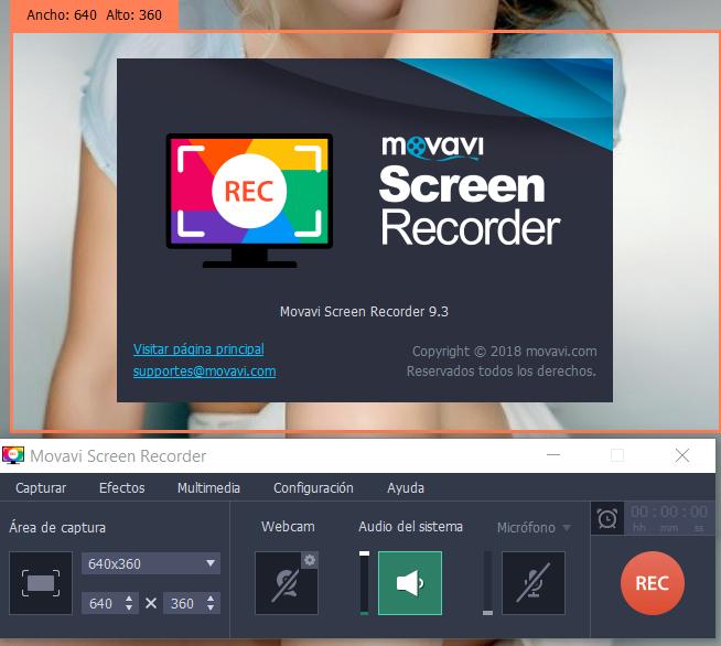 Movavi Screen Recorder 11.2
