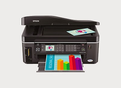 epson workforce 600 apple driver