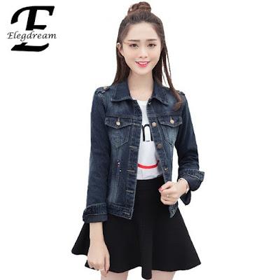 jaket wanita terbaru murah online