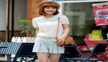 Model Celana Mini