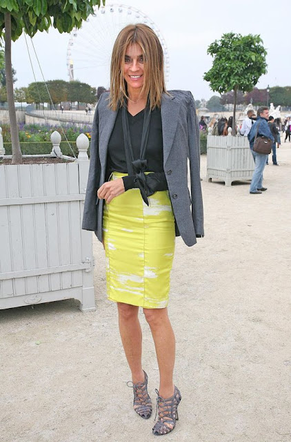 carine roitfeld vogue parise condè nast mario testino vogue paris chic-power anna wintour fashion's obsessions fashion blog fashion blogger mademoiselle c zairadurso zaira d'urso fashion blog