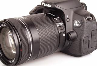 Informasi Seputar Harga Canon EOS 600d