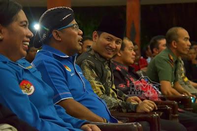 Plt Bupati Mochamad Nur Arifin Hadiri Pembukaan Musda XII KNPI Jawa Timur