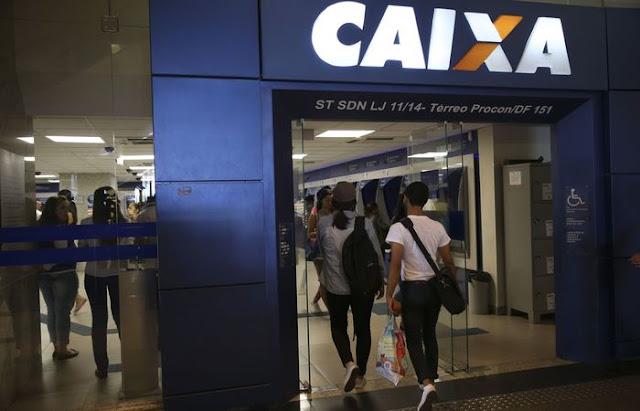 Caixa anuncia Programa de Demissão Voluntária para cortar 3,5 mil vagas
