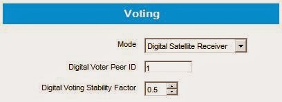 New in R2 3: Digital Voting - DJ0WH