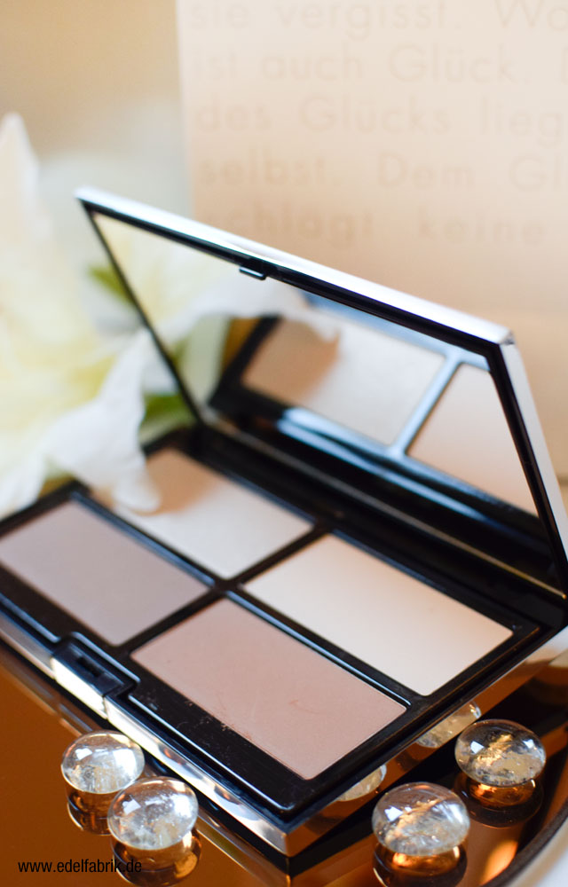 Pupa Contouring und Strobing Palette, Review