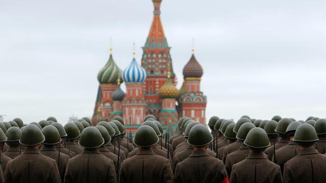 Η ρωσική διεθνής στάση σήμερα και οι ενδεχόμενες περιπλοκές