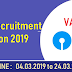 SBI PO recruitment Notification 2019 - Apply online for 2000 vacancy
