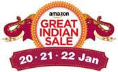Amazon.in announces Amazon Great Indian Sale