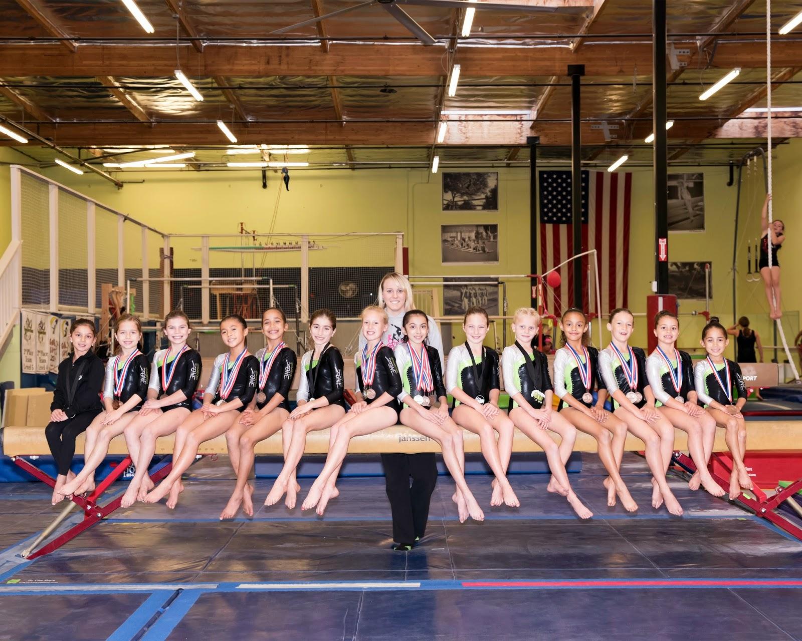 new york state gymnastics meet schedule