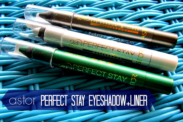 Astor 24h Perfect Stay Eyeshadow+Liner