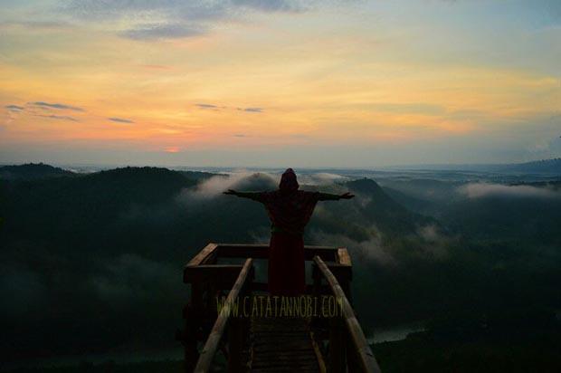 Pagi Pagi Di Bukit Panguk Kediwung Dlingo Jogja Catatan Nobi