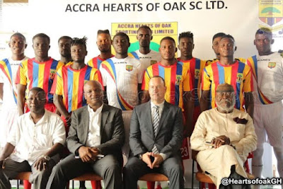 Hearts unveil new CEO and 11 players for 2017/18 campaign