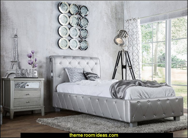 Extravaganza Upholstered Sleigh Bed by Hokku Designs
