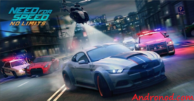 Need For Speed: No Limits v1.3.7 Mod Apk+Data Terbaru (ALL GPU)