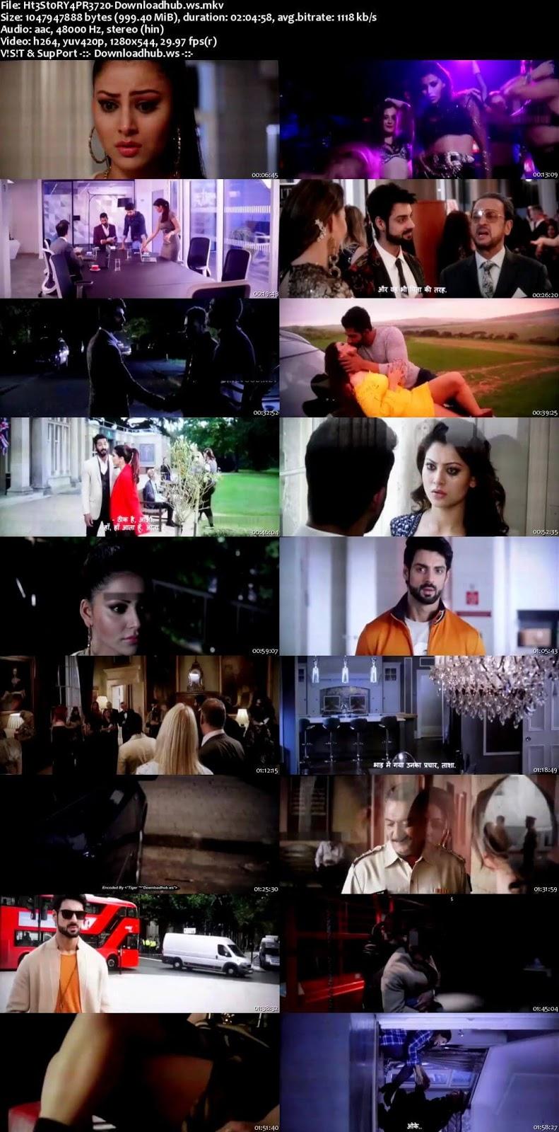 Hate Story 4 2018 Hindi 720p Pre-DVDRip x264