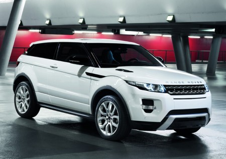 Land Range Rover Evoque [2013]