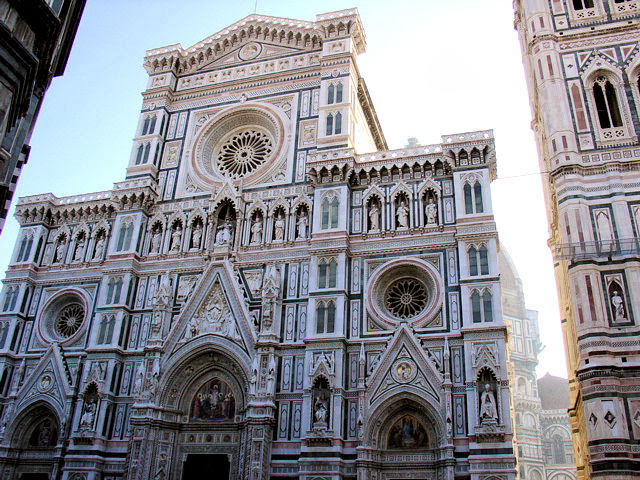 Santa Maria del Fiore in the heart of Florence.