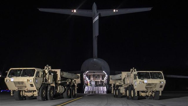 Beijing urges US, South Korea to stop THAAD deployment