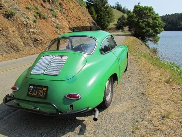 1965 Porsche 356 C Outlaw   Auto Restorationice