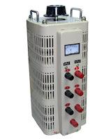 Variador de tensión Trifásico. 6000W Entrada; 220/380VAC. Salida; 0…480VAC