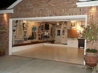 desain garasi