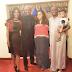 Photogist: John Fashanu & Wife Pays Femi Fani Kayode A Visit