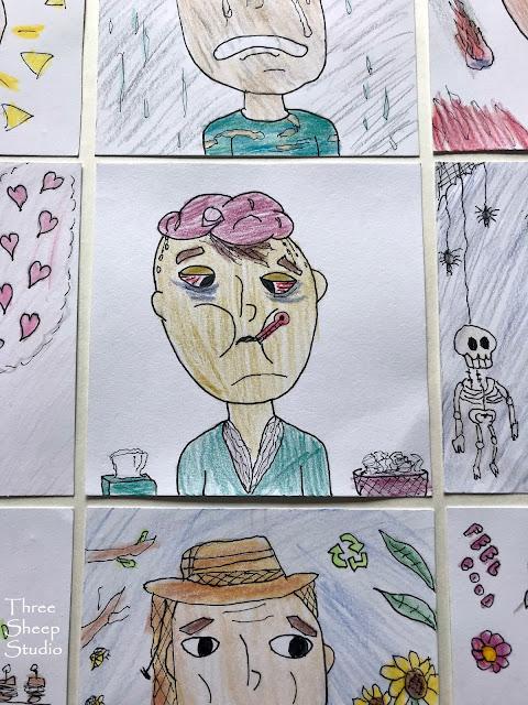 Vince's artwork for the Manheim Farm Show 2017