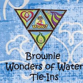 brownies wonder of water journey activities