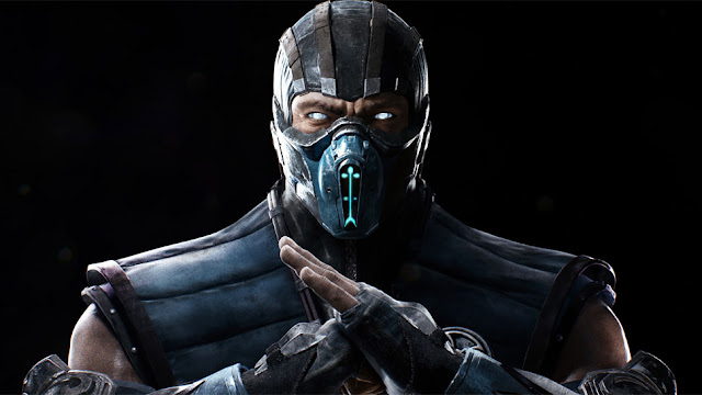 Thrilled action game _Mortal Combat