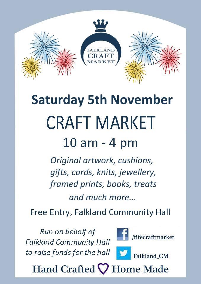 Pitcairngreen Craft Fair