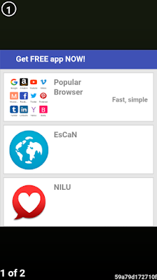 Cara menjadikan blog sebagai aplikasi android19
