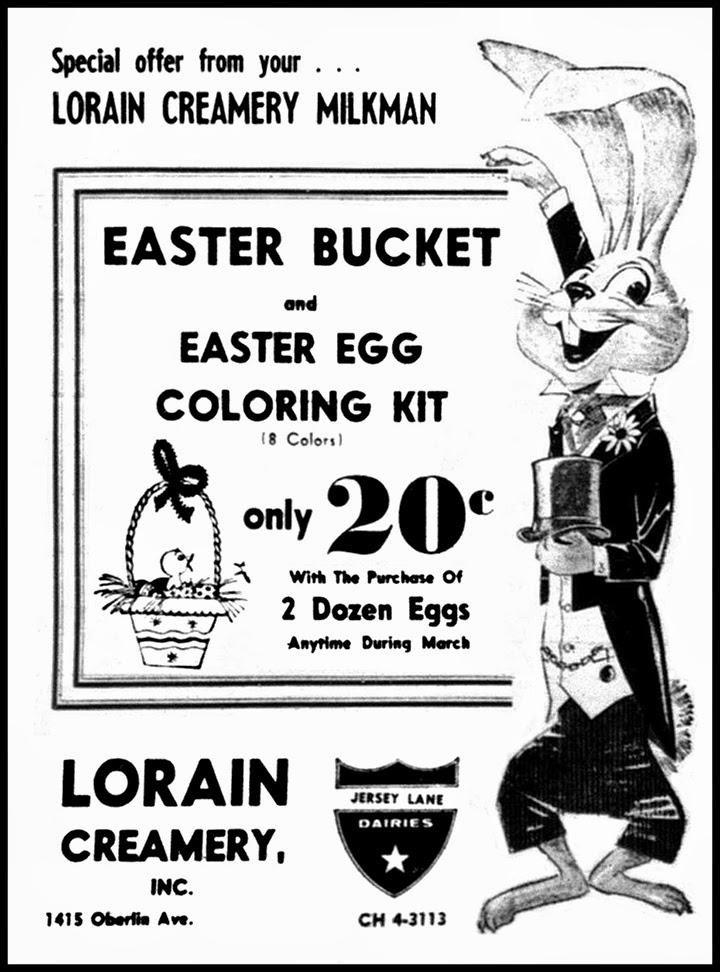 Brady's Bunch of Lorain County Nostalgia: Lorain Creamery