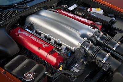 Motore Dodge Viper V10 SRT