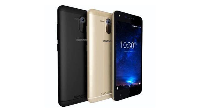 The Karbonn launched its novel smartphone Phone launched amongst thirteen MP photographic television receiver camera together with the 4,000 mAh battery