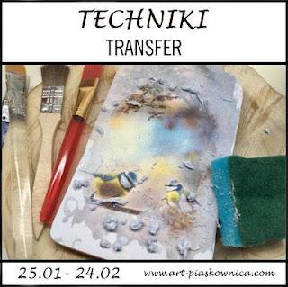 """TECHNIKI """"transfer"""" - edycja sponsorowana"""