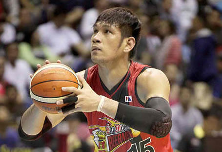 List of Leading Scorers: San Miguel Beermen 2016 PBA Governors' Cup