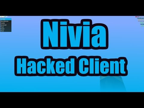 nivia hacked client