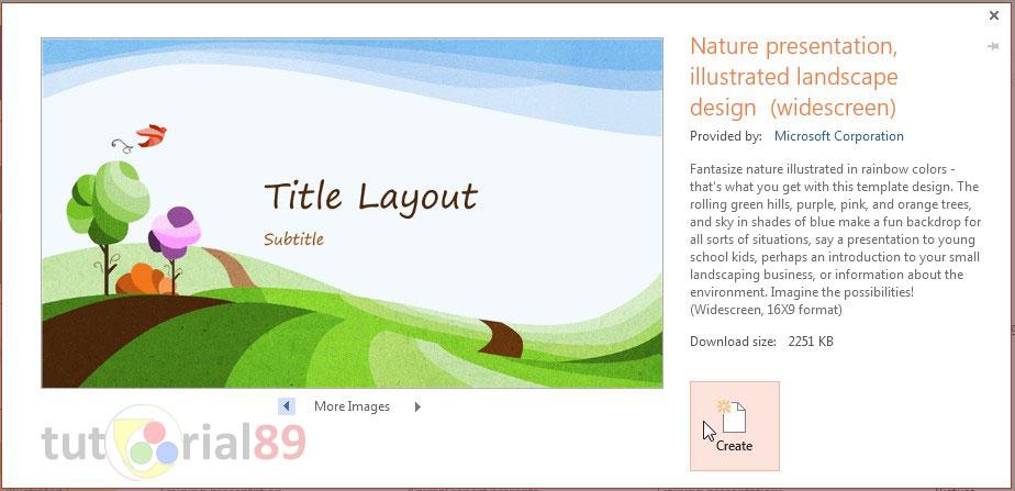 249 template presentasi powerpoint gratis tutorial89